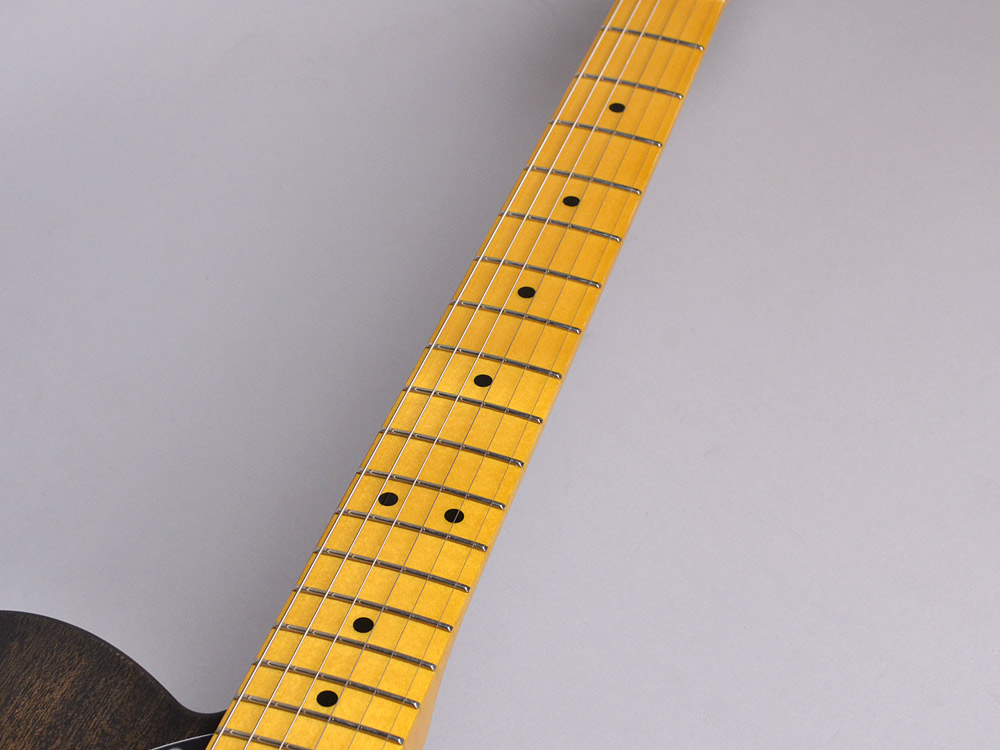 Modern Player Telecaster Thinline Deluxeの指板画像
