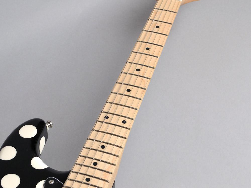 Buddy Guy Standard Stratocasterの指板画像