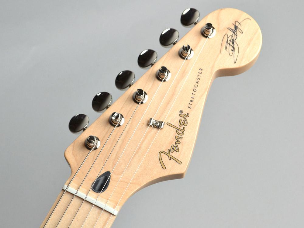 Buddy Guy Standard Stratocasterのヘッド画像