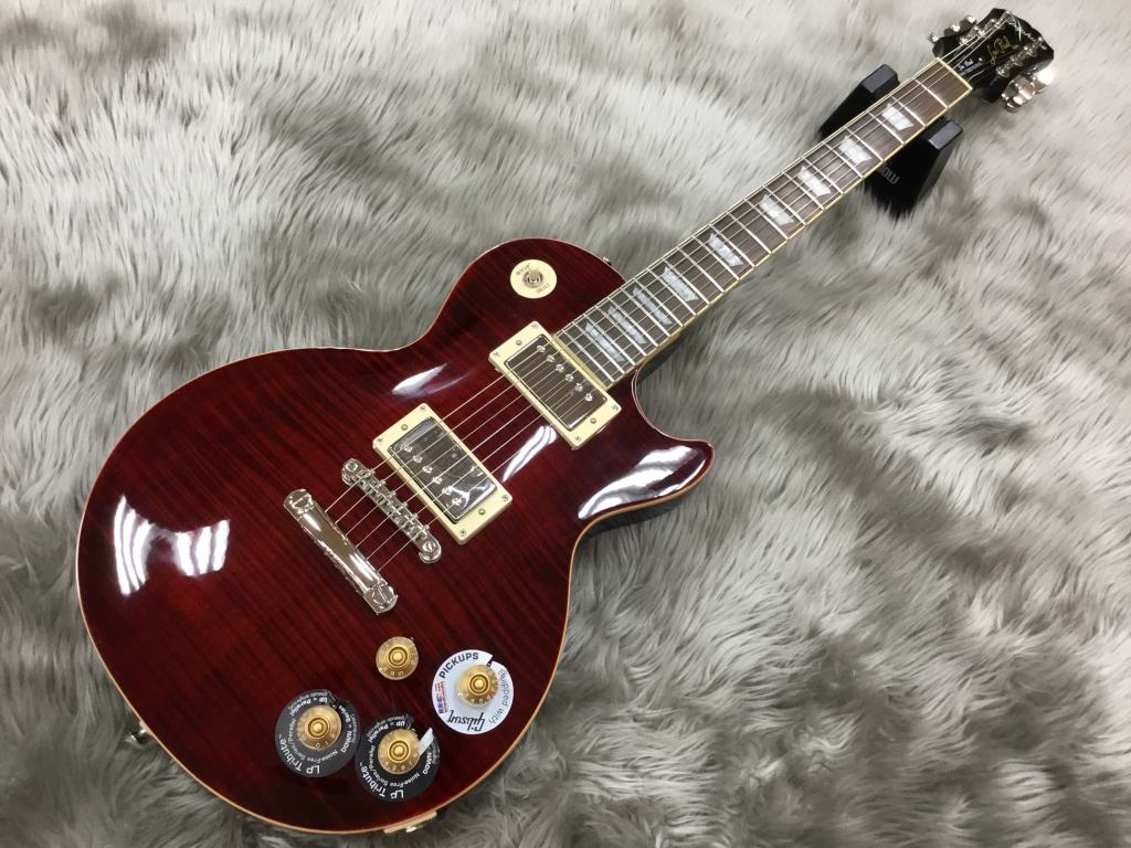 Les Paul Tribute Plus Outfit Black Cherry