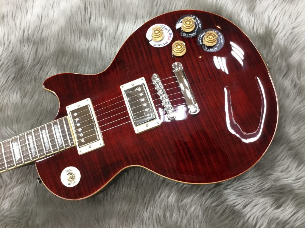 Les Paul Tribute Plus Outfit Black Cherryのケース・その他画像