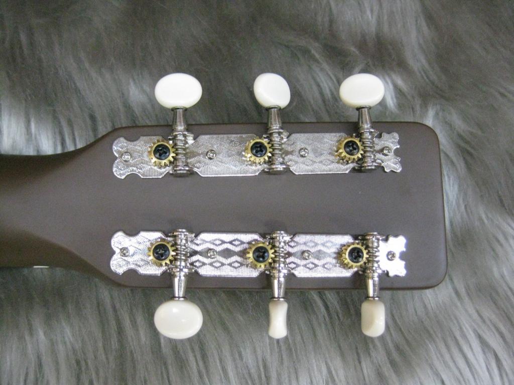 G9520 LTD Jim Dandyのヘッド裏-アップ画像