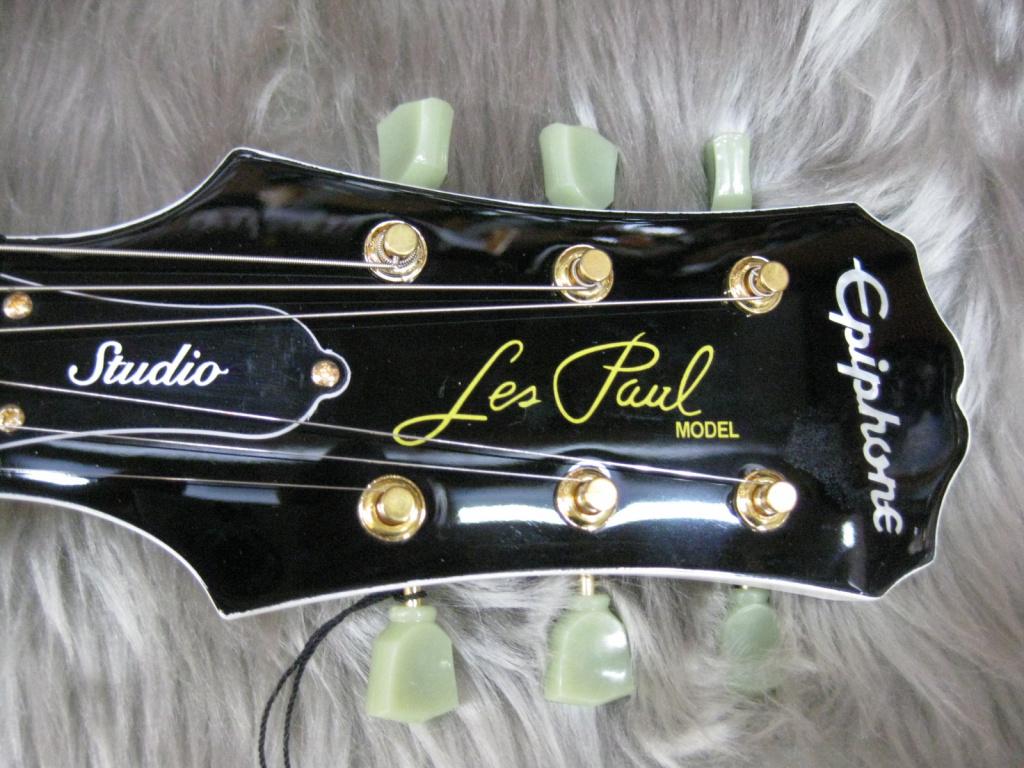 LTD LP Studio Deluxeのボディバック-アップ画像