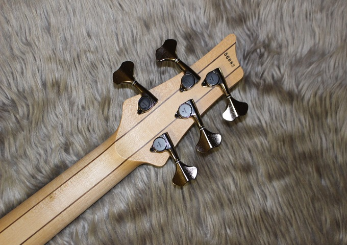 CLIMB-5 S.LIMITED-1のヘッド裏-アップ画像