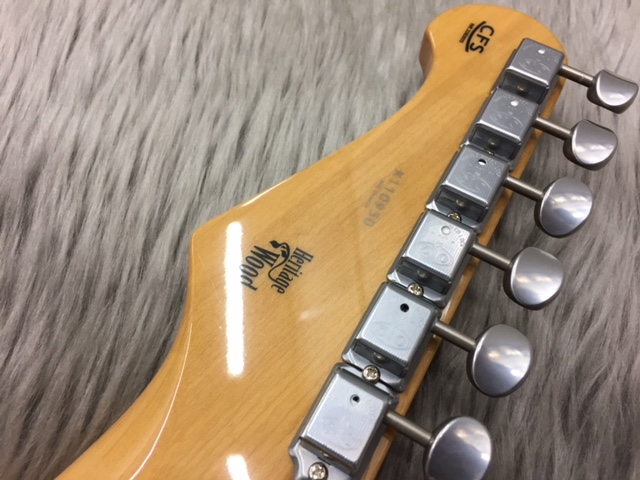 GH-SV/Mのヘッド裏-アップ画像