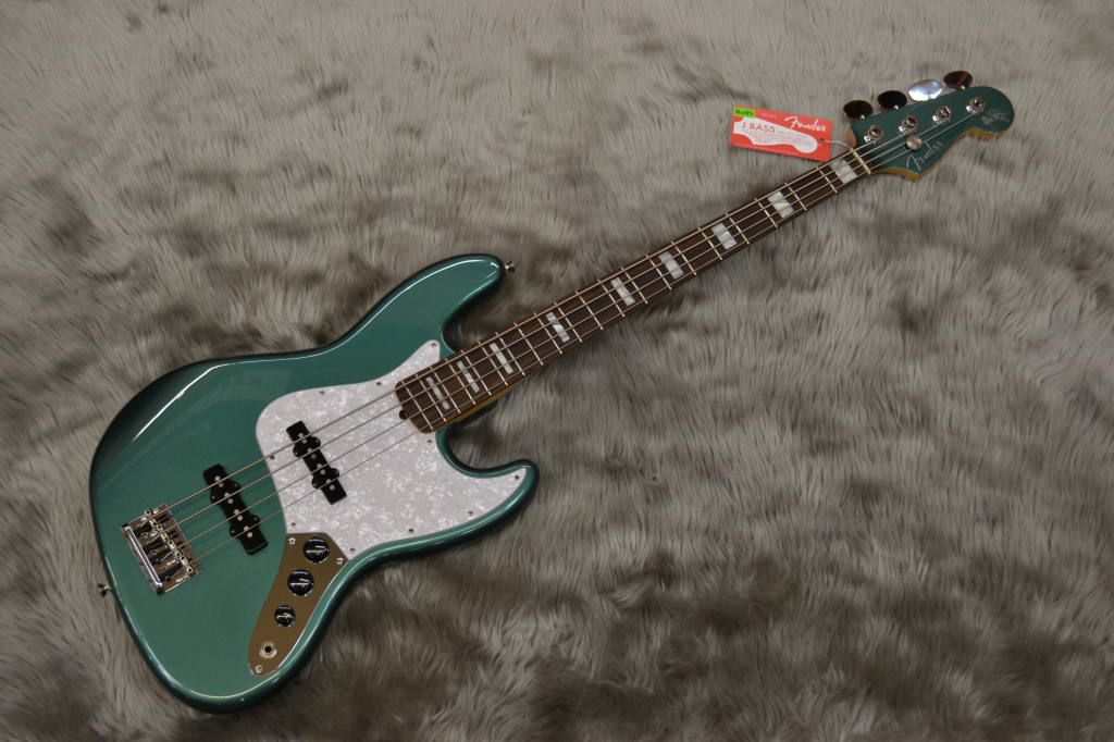ADAM CLAYTON JAZZ BASS/R