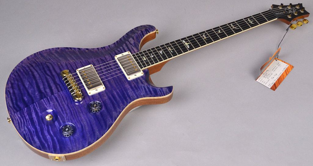 McCarty 58/15 Limited Blueberry 10topの全体画像(縦)