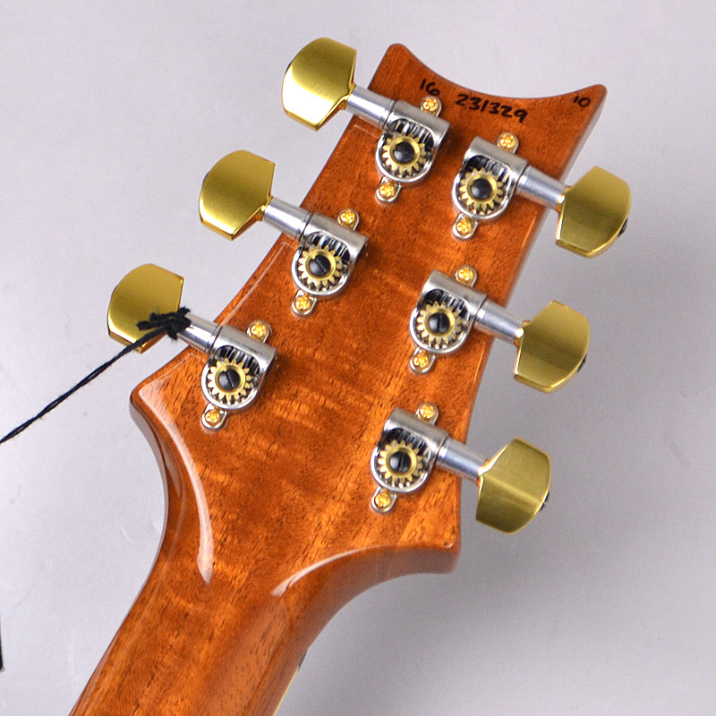 McCarty 58/15 Limited Blueberry 10topのヘッド裏-アップ画像