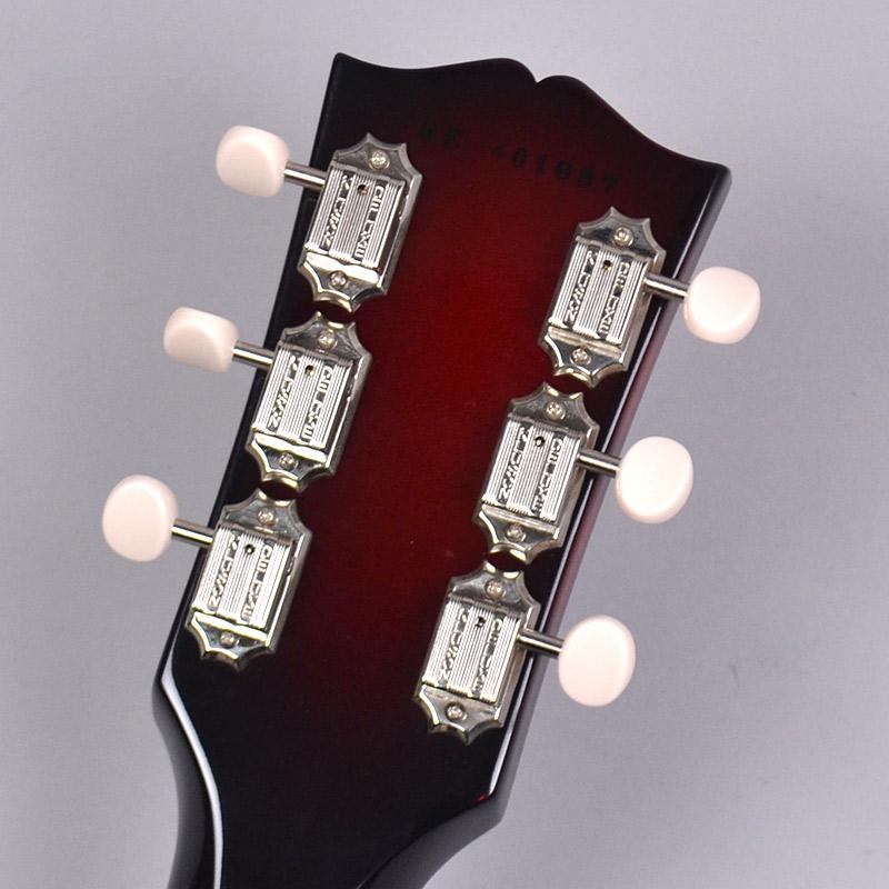 Billie Joe Armstrong ES-137のヘッド裏-アップ画像