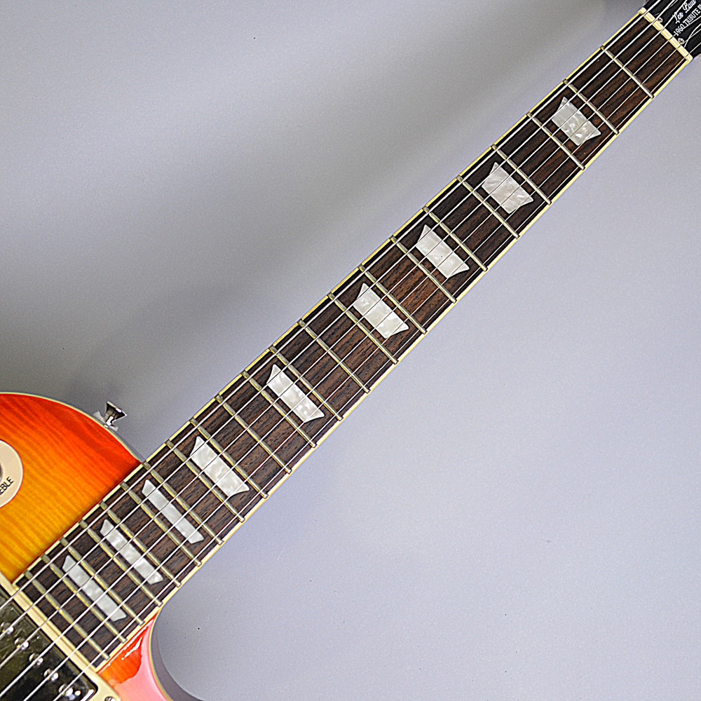 Les Paul TRIBUTE Plus Outfit Faded Cherryのボディバック-アップ画像