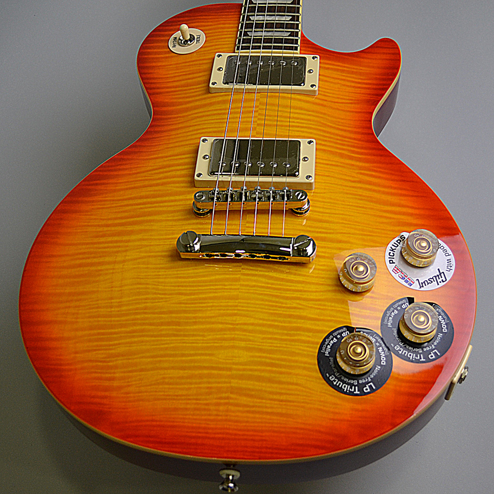 Les Paul TRIBUTE Plus Outfit Faded Cherryのケース・その他画像