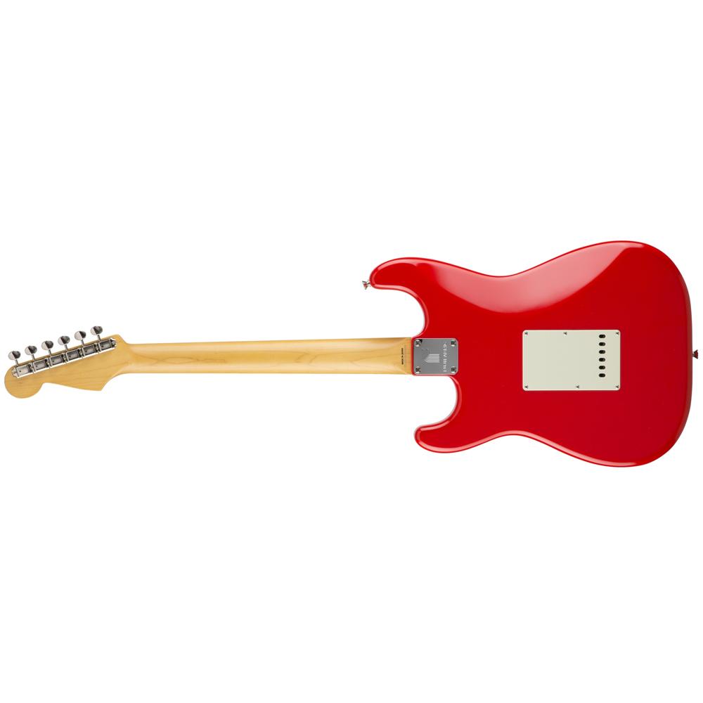 Soichiro Yamauchi Stratocasterのボディバック-アップ画像