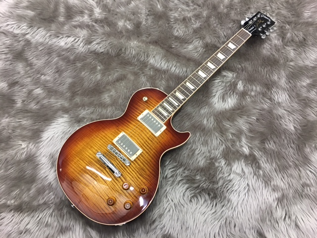 Les Paul Standard T 2017 Bourbon Burst
