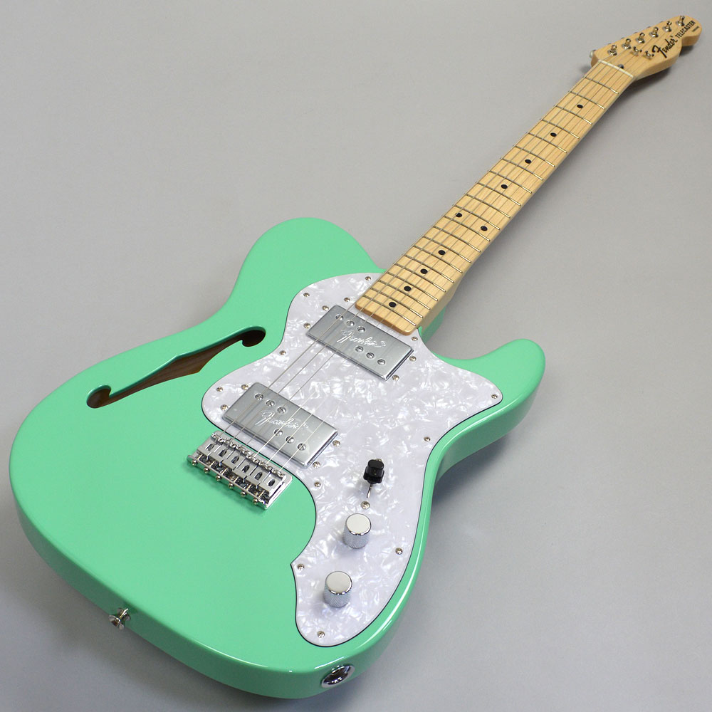 MADE IN JAPAN TRADITIONAL 70S TELECASTER THINLINEの全体画像(縦)