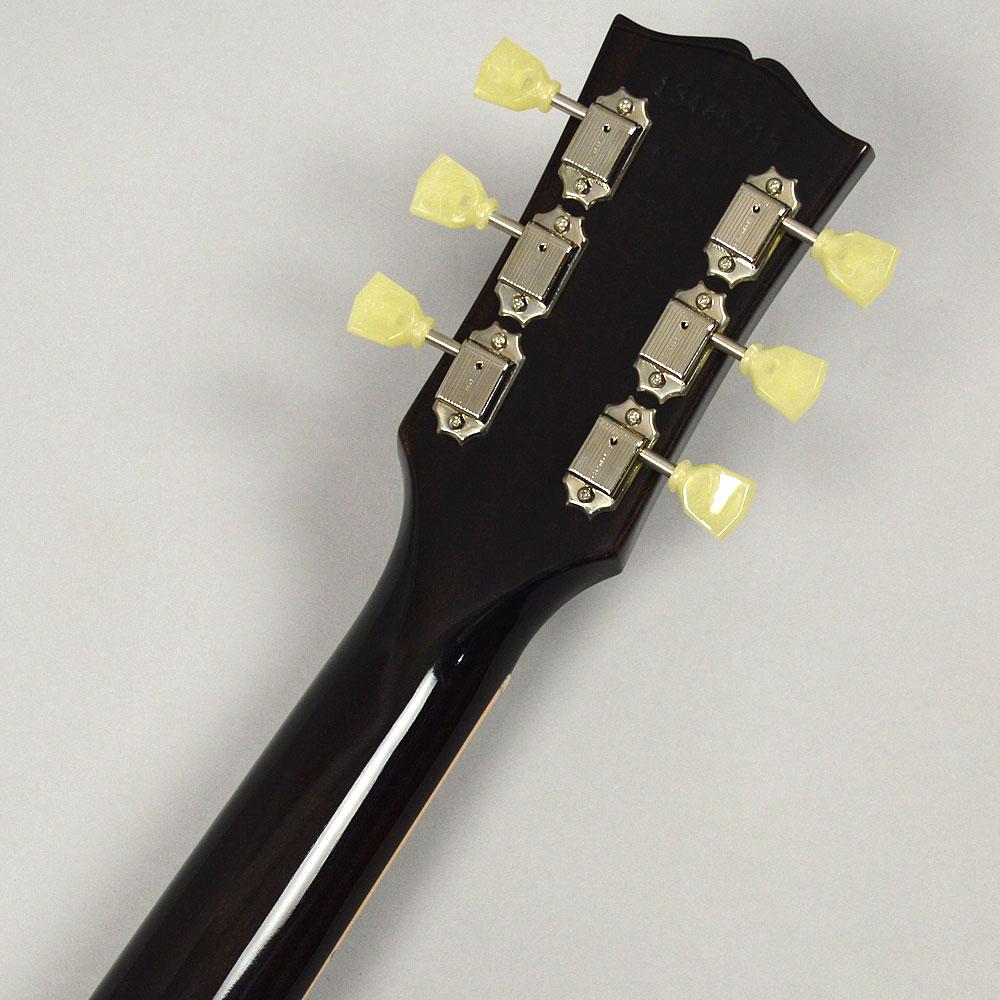 ES-Les Paulのヘッド裏-アップ画像