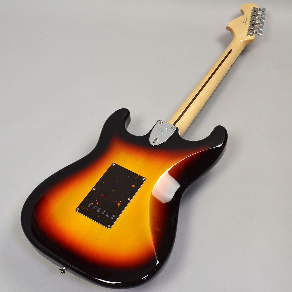 MADE IN JAPAN TRADITIONAL 70S STRATOCASTERのボディバック-アップ画像