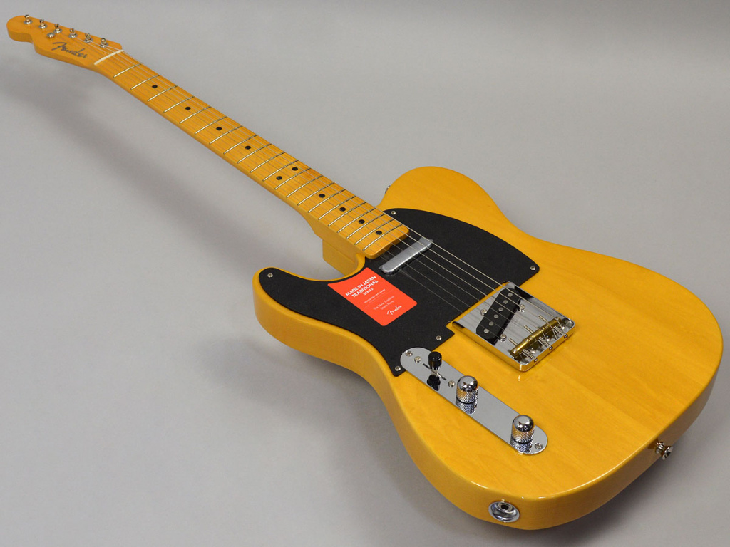 MADE IN JAPAN TRADITIONAL 50S TELECASTER LEFT-HAND