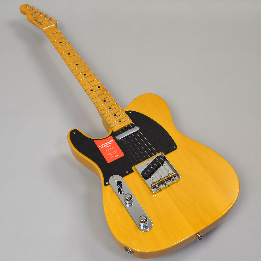 MADE IN JAPAN TRADITIONAL 50S TELECASTER LEFT-HANDの全体画像(縦)