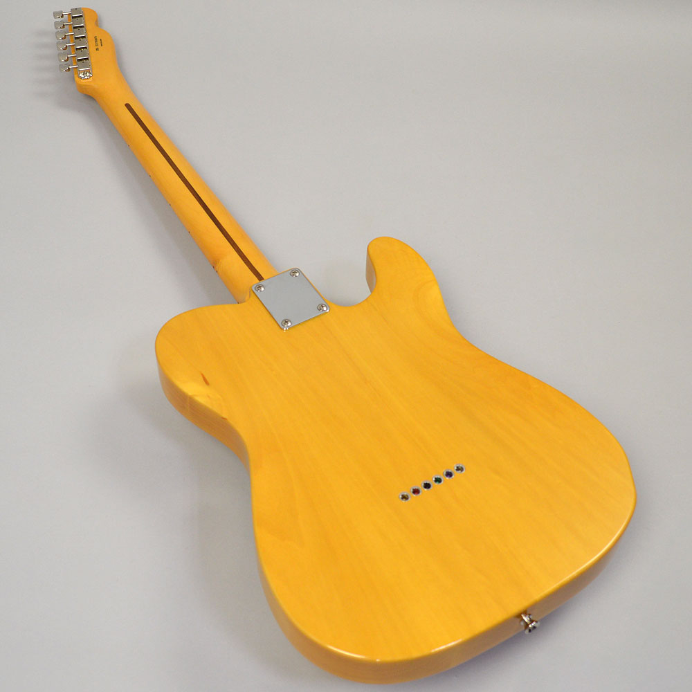 MADE IN JAPAN TRADITIONAL 50S TELECASTER LEFT-HANDのボディバック-アップ画像