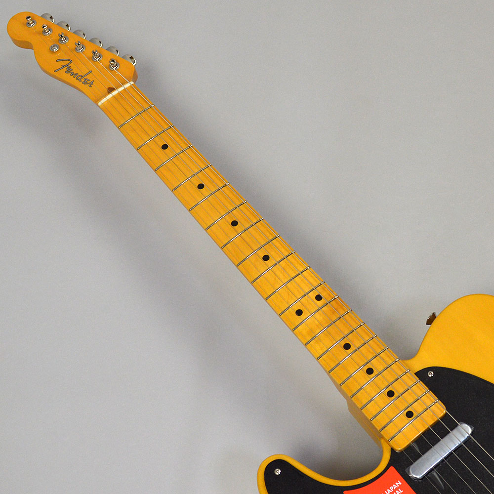 MADE IN JAPAN TRADITIONAL 50S TELECASTER LEFT-HANDの指板画像