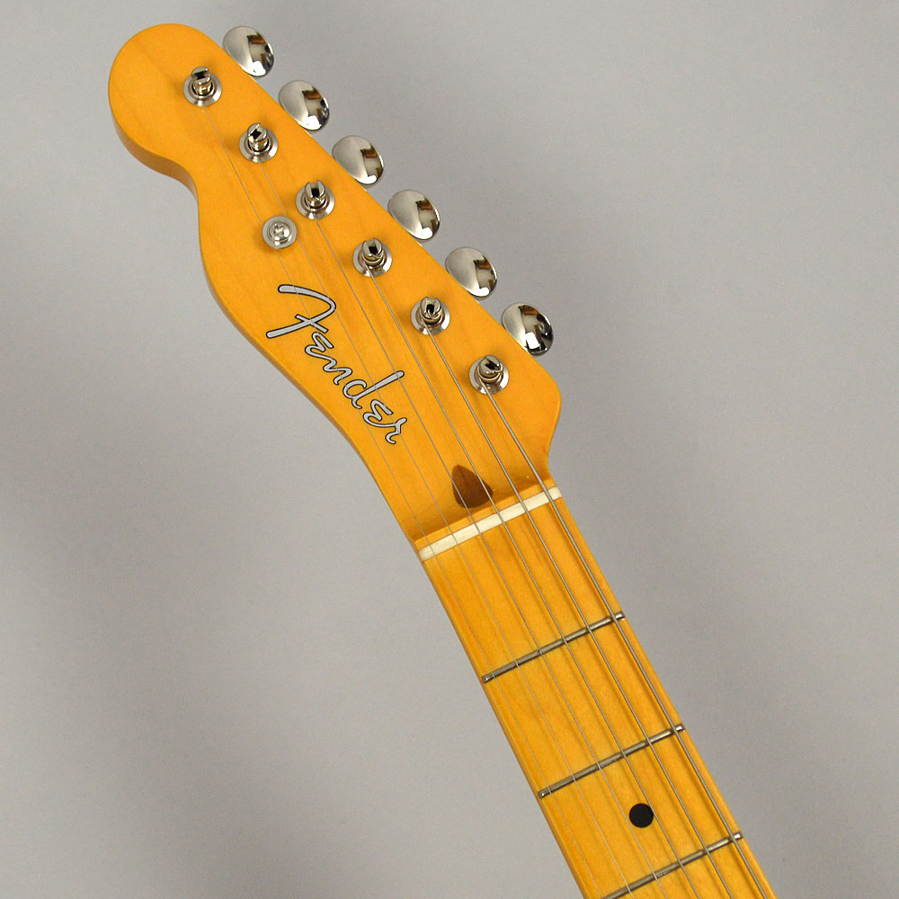 MADE IN JAPAN TRADITIONAL 50S TELECASTER LEFT-HANDのヘッド画像