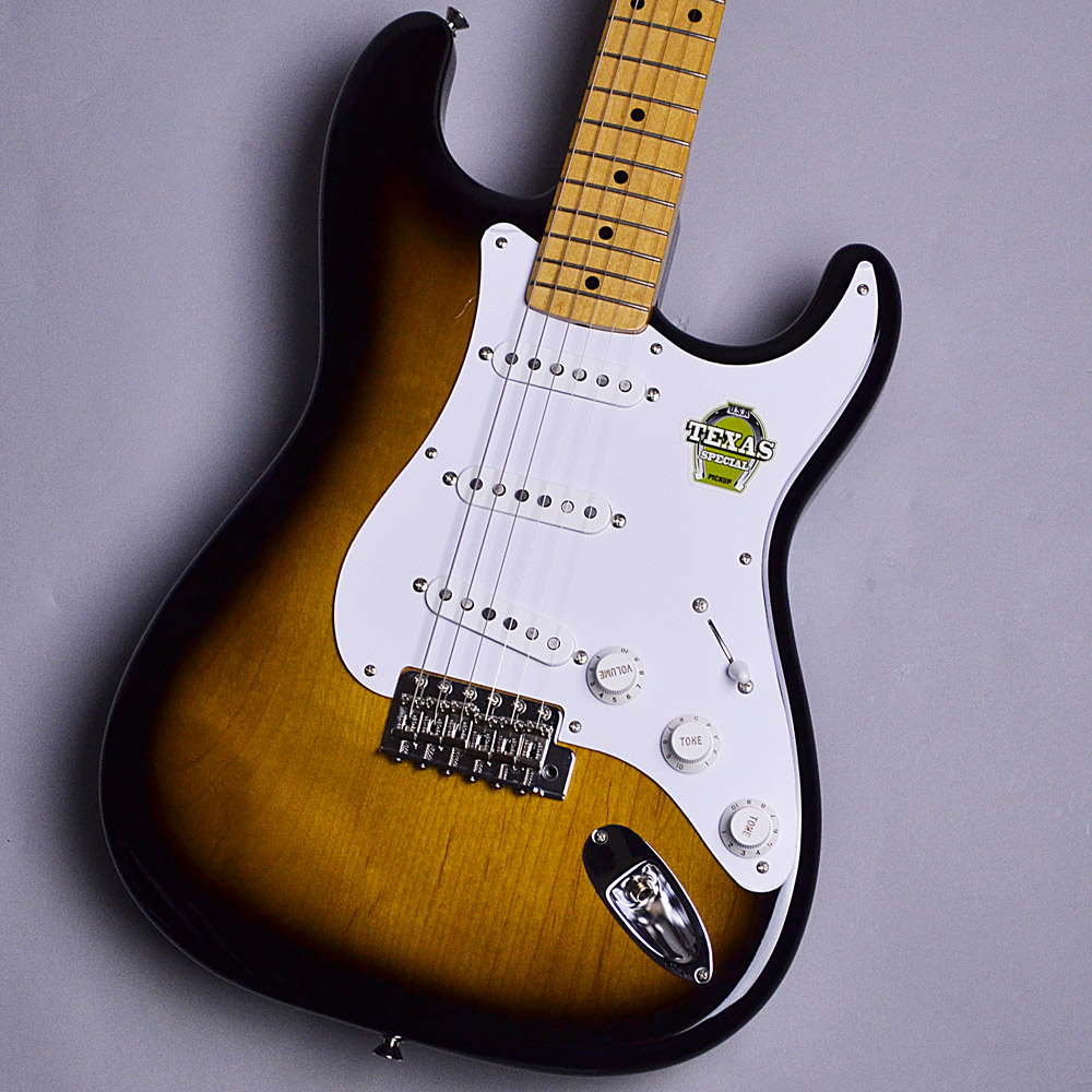 Japan Exclusive Classic 50s Strat Texas Specialのボディトップ-アップ画像