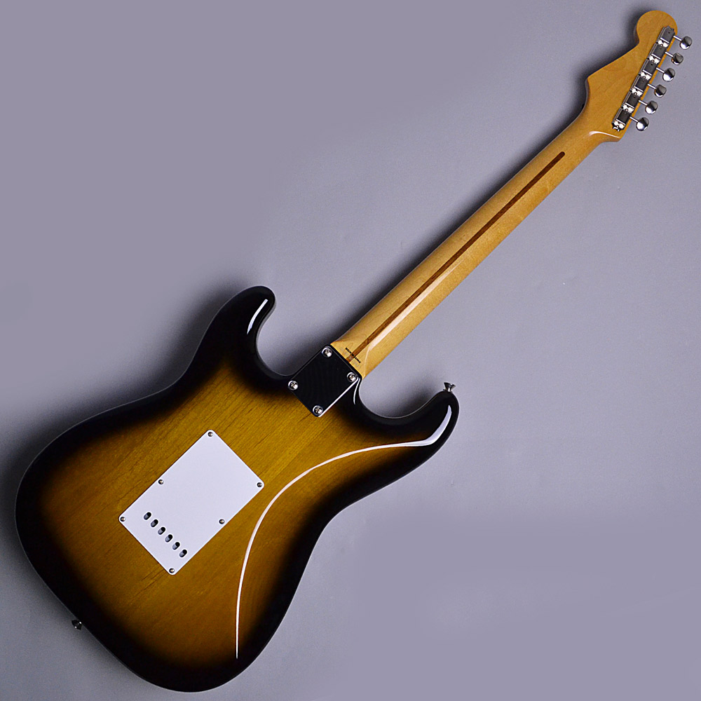 Japan Exclusive Classic 50s Strat Texas Specialのボディバック-アップ画像