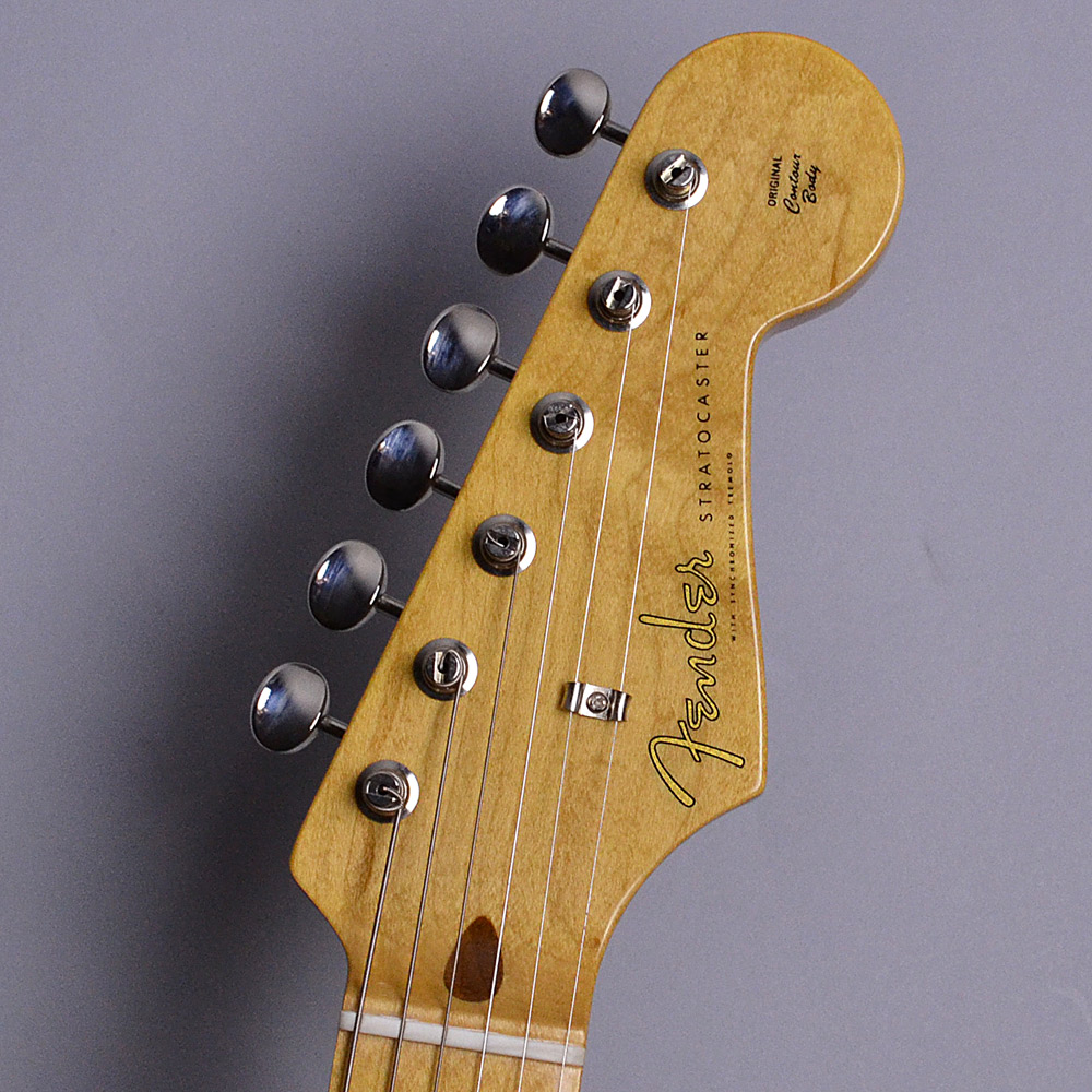 Japan Exclusive Classic 50s Strat Texas Specialのヘッド画像
