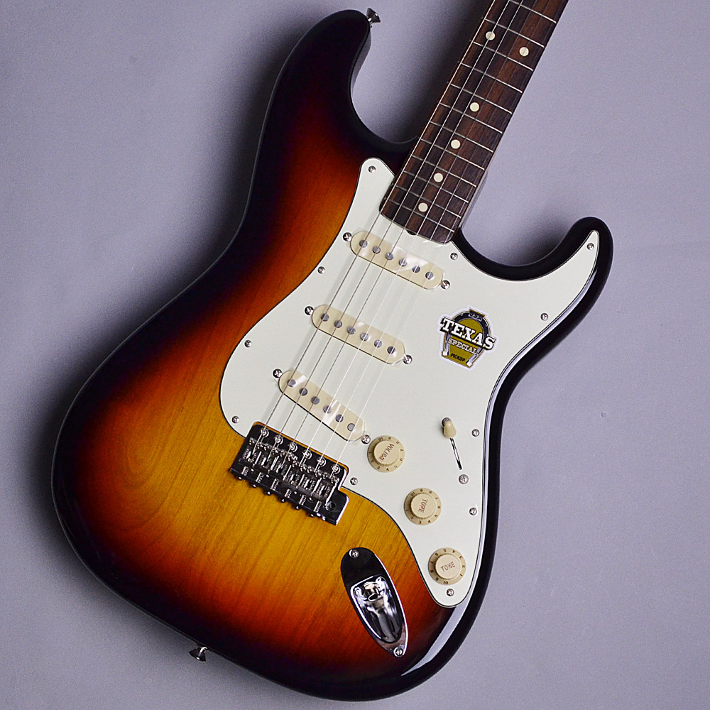 Japan Exclusive Classic 60s Strat Texas Specialのボディトップ-アップ画像