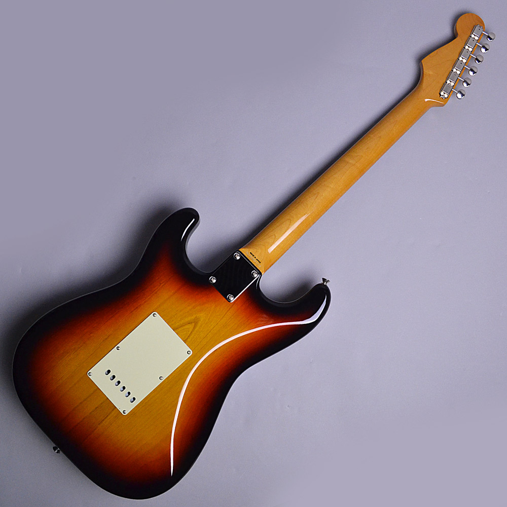 Japan Exclusive Classic 60s Strat Texas Specialのボディバック-アップ画像