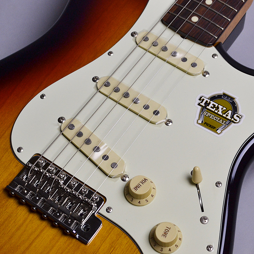 Japan Exclusive Classic 50s Strat Texas Specialの指板画像