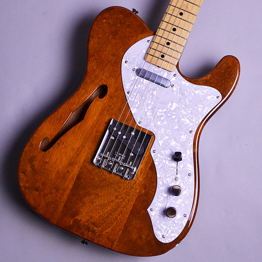 Japan Exclusive Series Classic 69 Telecaster Thinlineのボディトップ-アップ画像
