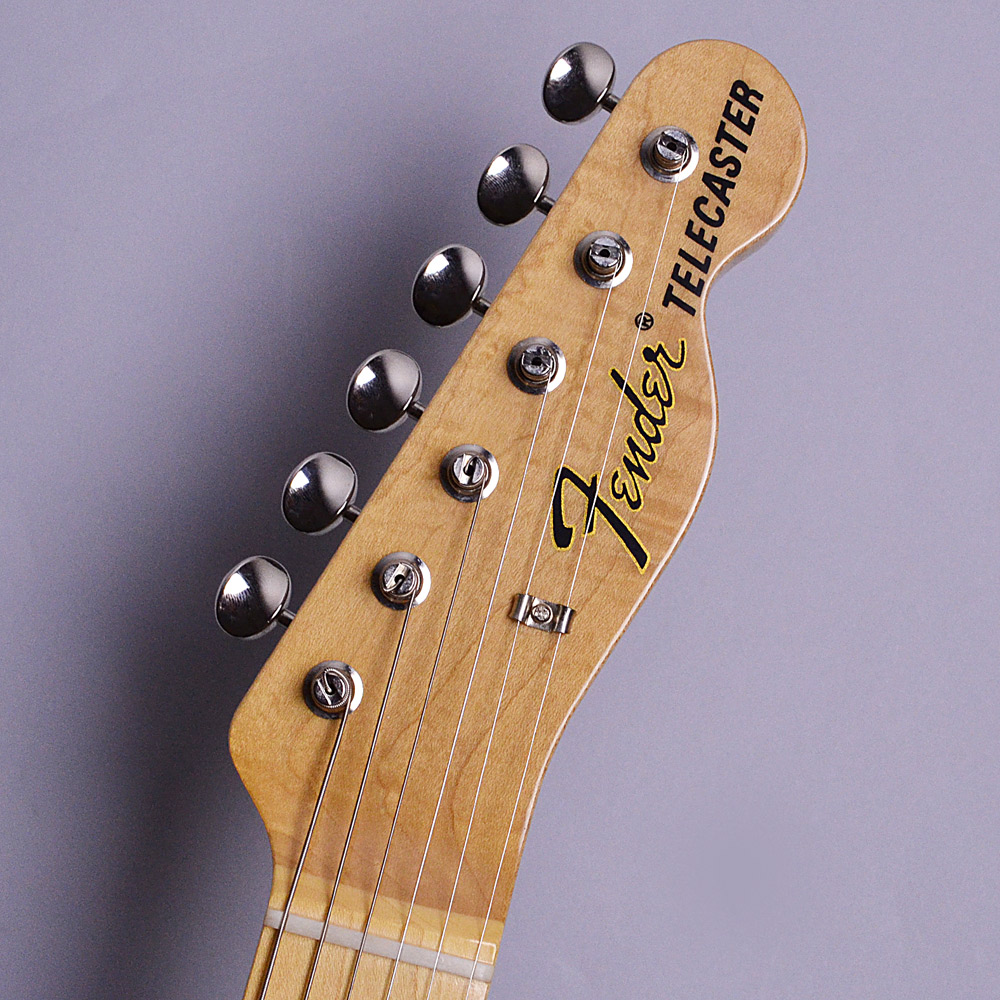 Japan Exclusive Series Classic 69 Telecaster Thinlineのヘッド画像