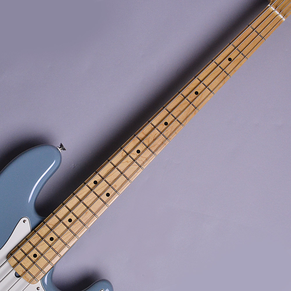 Fender American Professional Jazz Bass Sonic Grayの全体画像(縦)
