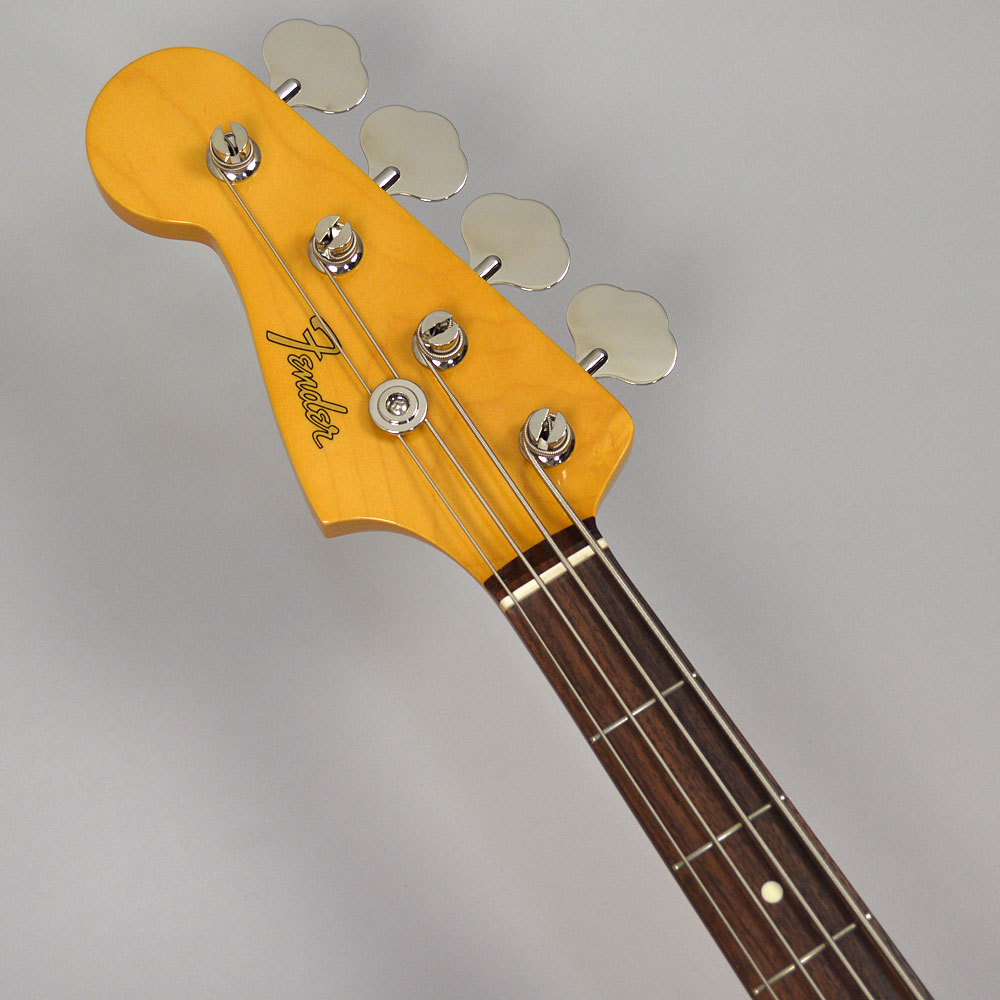 MADE IN JAPAN TRADITIONAL 60S JAZZ BASS LEFT-HANDのヘッド画像
