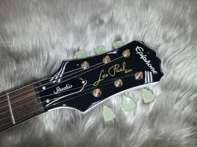 LTD Les Paul Studio Deluxeのヘッド画像