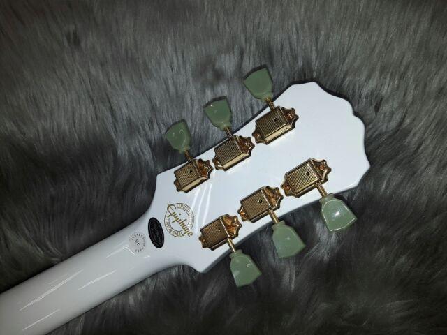 LTD Les Paul Studio Deluxeのヘッド裏-アップ画像