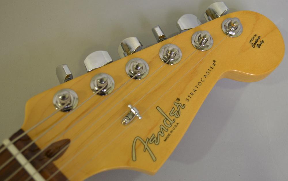 American Standard Stratcaster Rosewood Fingerboad【アメスタ生産終了】のヘッド画像