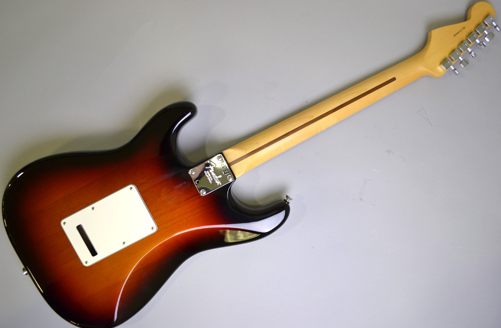 American Standard Stratcaster Rosewood Fingerboad【アメスタ生産終了】の全体画像(縦)