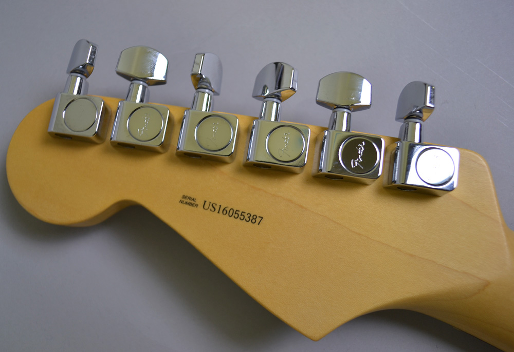 American Standard Stratcaster Rosewood Fingerboad【アメスタ生産終了】のケース・その他画像