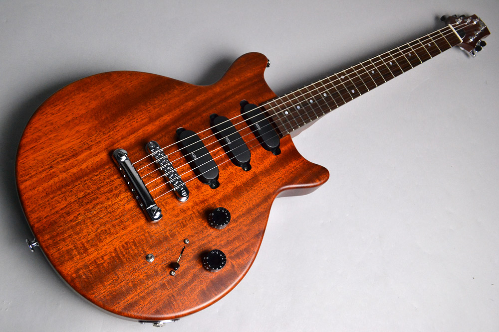 Kz One Solid 3S11 T.O.M Antique Mahogany