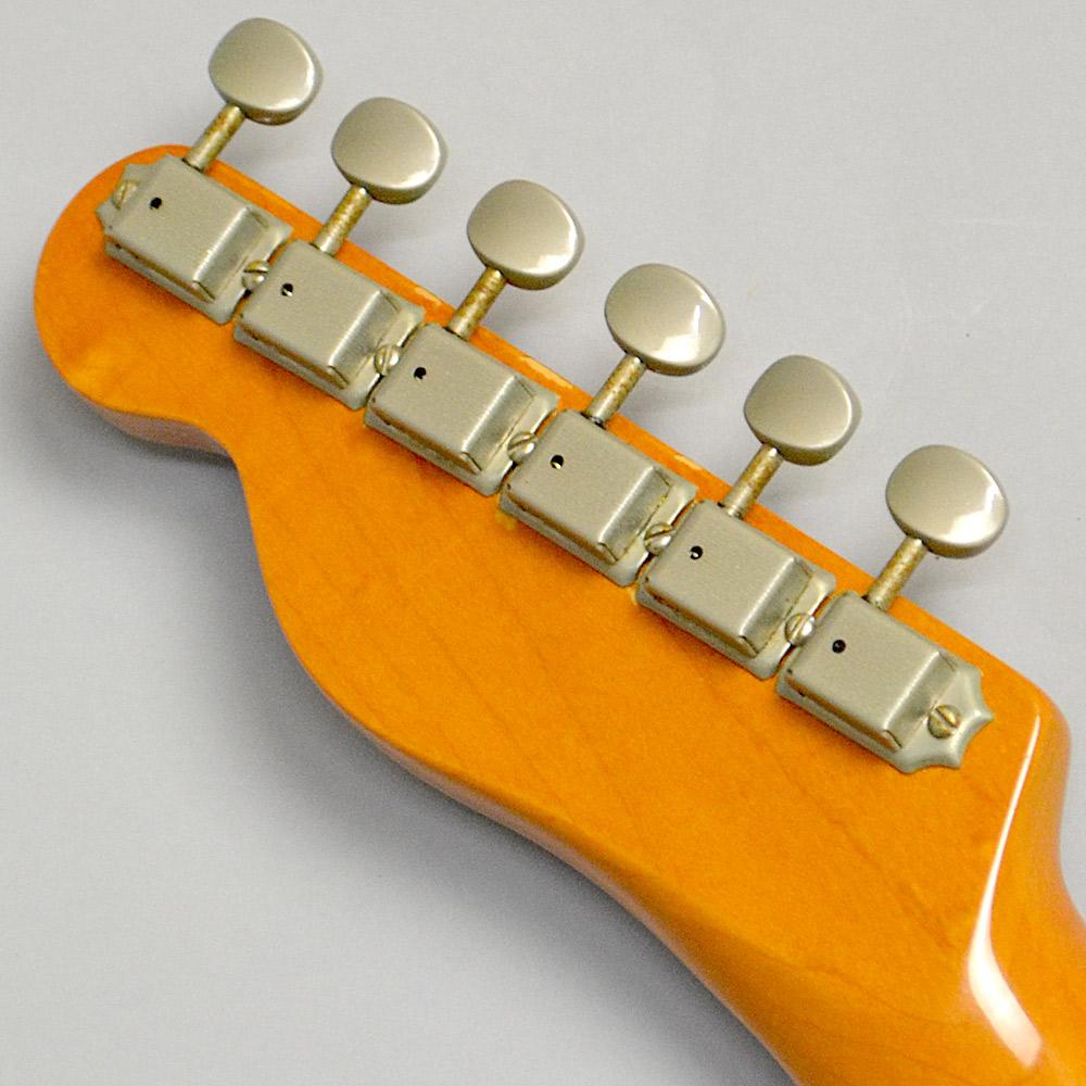 Fender 52Telecaster Butterscotch Blondeのヘッド裏-アップ画像