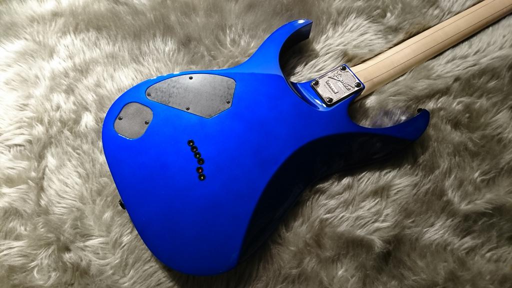 RG521 Jewel Blueのボディバック-アップ画像