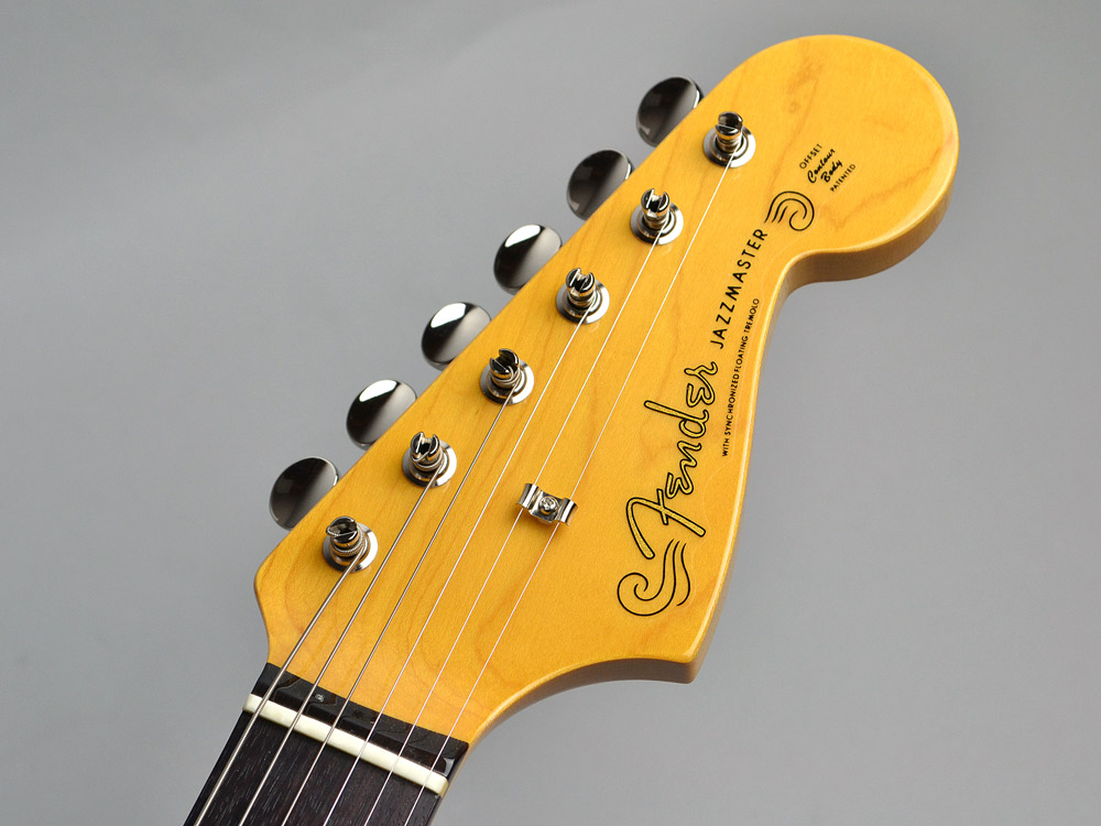 Made in Japan Traditional 60s Jazzmasterのヘッド画像