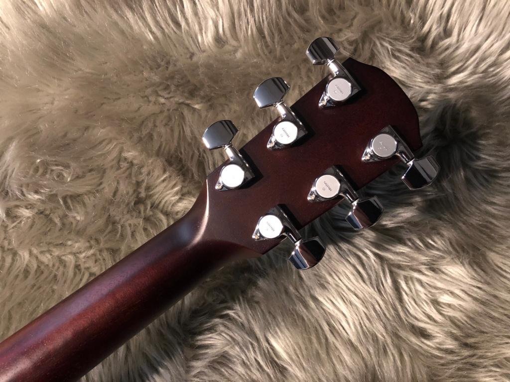 RF65のヘッド裏-アップ画像