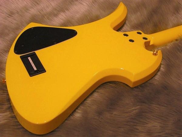 MG145S Yellow Heartのボディバック-アップ画像