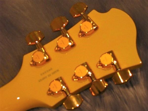 MG145S Yellow Heartのヘッド裏-アップ画像
