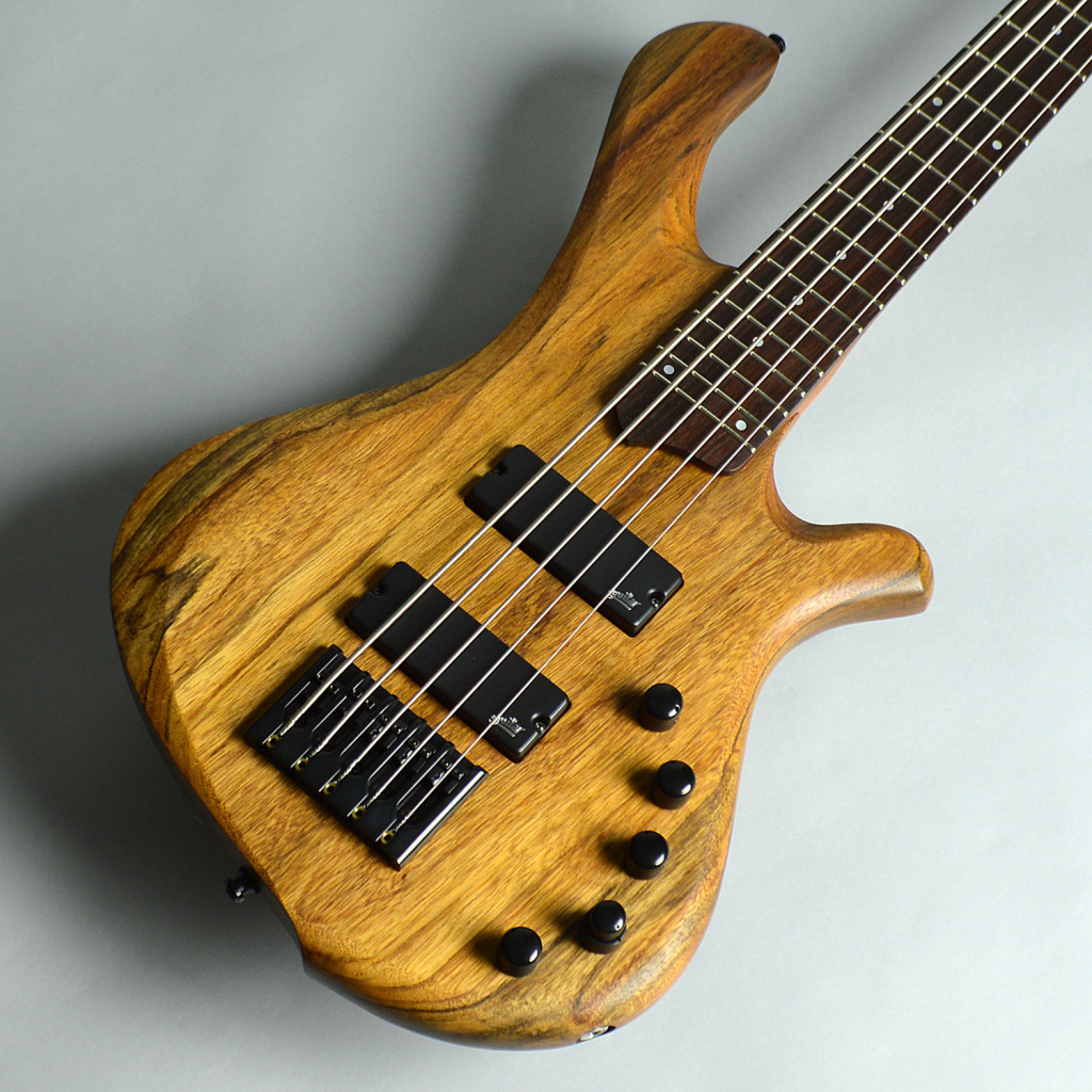BE Exotic 5st / Aguilar DCB PUのボディトップ-アップ画像