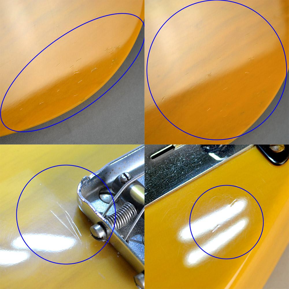 Fender 52Telecaster Butterscotch Blondeのケース・その他画像