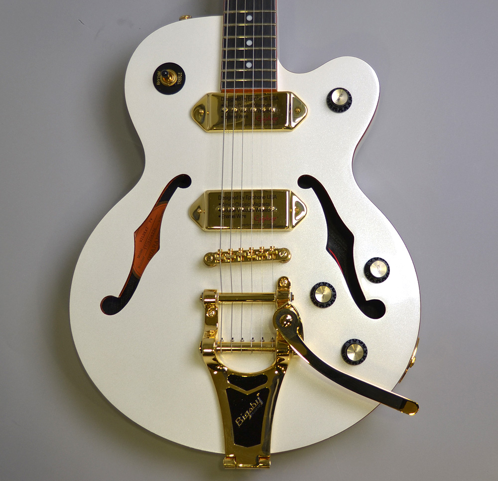 Wildkat Royale Pearl White with Bigsbyのケース・その他画像